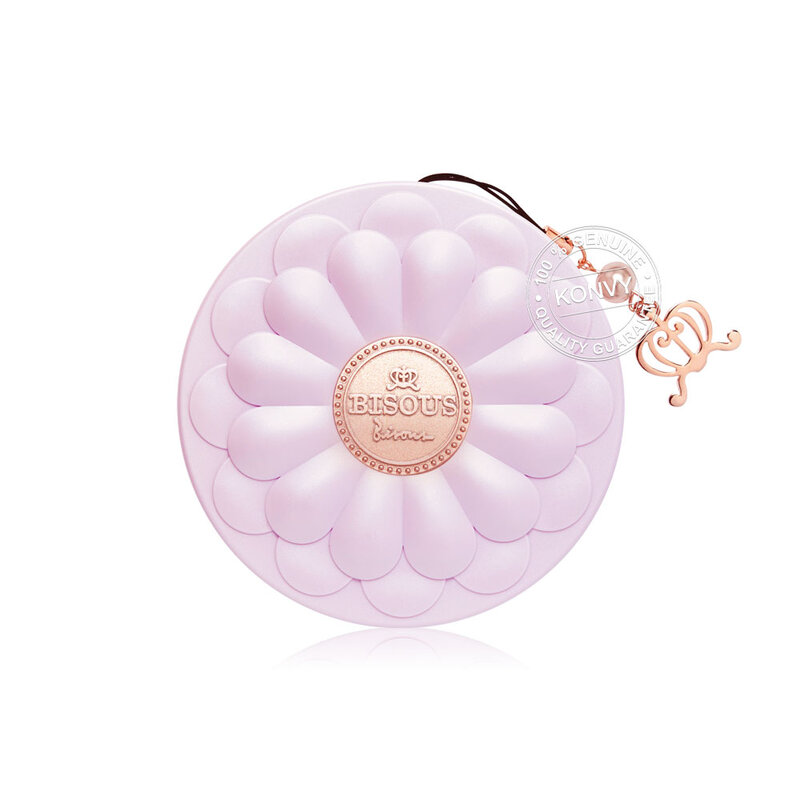 Bisous Bisous Miracle Blooming Anti-Aging Powder Pact SPF30/PA+++ 12g #02 Ivory
