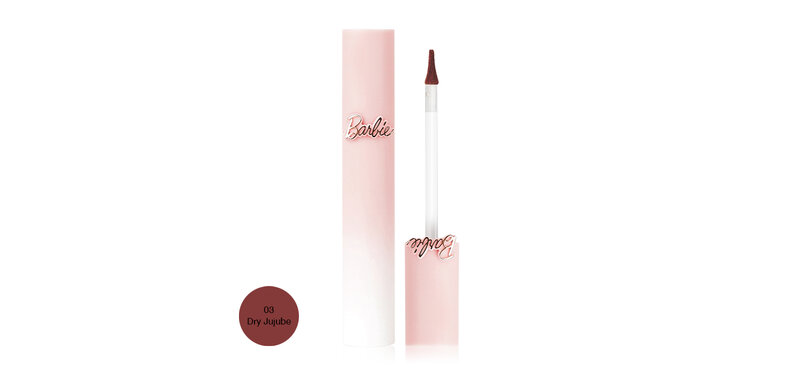 Eglips x Barbie Misty Velvet Tint 4.3g #03 Dry Jujube