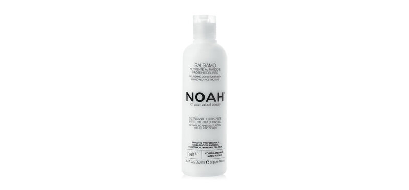 NOAH Nourishing Conditioner with Mango and Rice Proteins 250ml