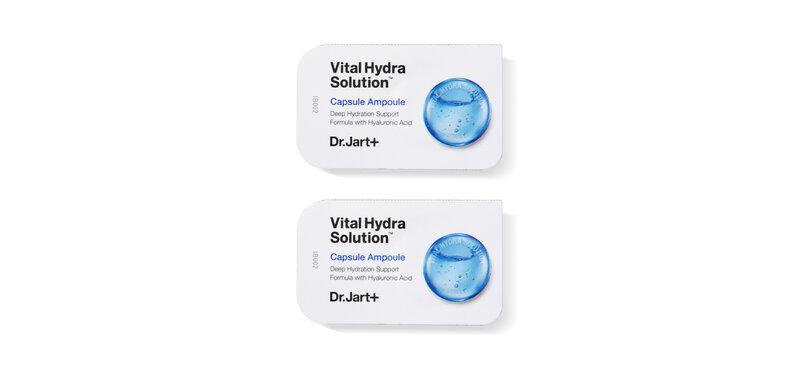 Dr.Jart+ Vital Hydra Solution Capsule Ampoule (2ml x 2pcs)