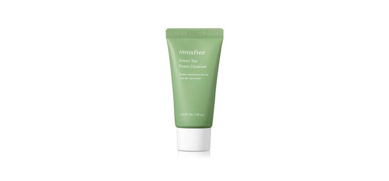 [Free Gift] Innisfree Green Tea Cleanser  Foam 30ml