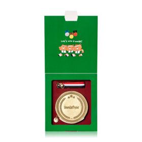 ฟรี! Innisfree Summer Vacance Pouch + Innisfree Gold Medal Pouch (1 ชิ้น / 1 ออเดอร์) เมื่อช้อปสินค้า Innisfree ครบ 2000.-