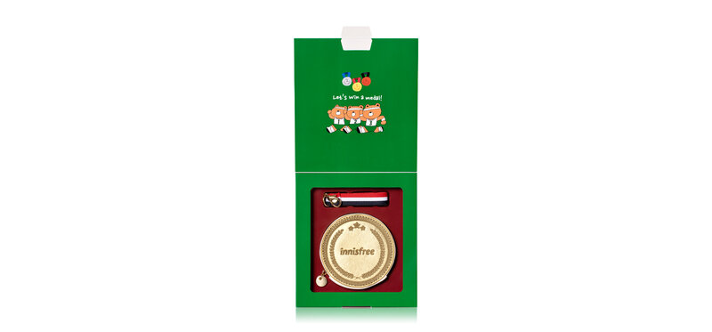 [Free Gift] Innisfree Gold Medal Pouch