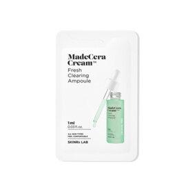 ฟรี! SKINRx LAB MadeCera Cream Fresh Clearing Ampoule 1ml (4 ชิ้น) (1 ครั้ง / 1 ออเดอร์) เมื่อช้อปสินค้า SKINRx LAB อย่างน้อย 1 ชิ้น
