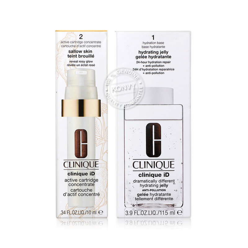 Clinique ID Dramatically Different Hydrating Jelly #Sallow Skin