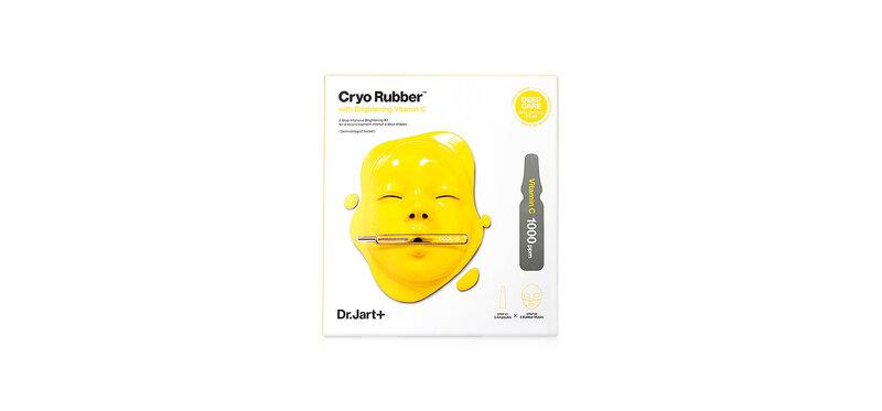 Dr.Jart+ Cryo Rubber with Brightening Vitamin C Set (5 pcs)