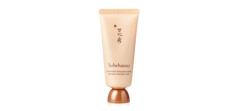 Sulwhasoo Overnight Vitalizing Mask Ex 35ml(New Ver- No Box)
