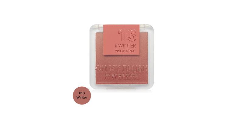 2P Original Oh My Blush 5g #13 Winter