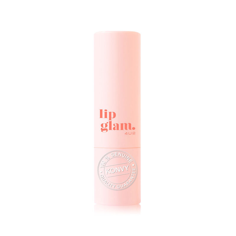 4U2 Lip Glam 3g #02 Candy Punch