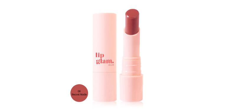 4U2 Lip Glam 3g #06 Secret Nude