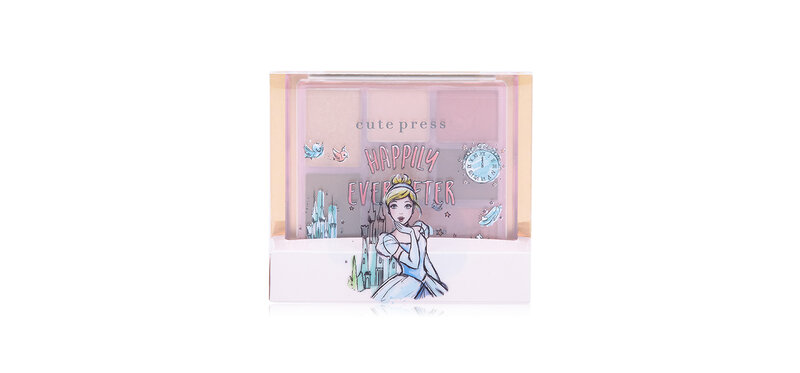 Cute Press Dream It All You Need Pallatte 8.7g #05 Happily Ever After