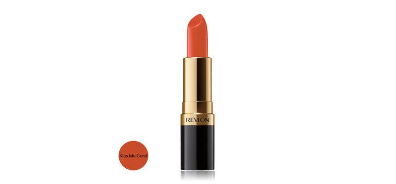 REVLON Super Lustrous Lipstick Creme 4.2g #Kiss Me Coral