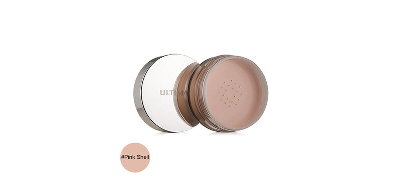 ULTIMA II Delicate Translucent Face Powder with Moisturizer 43g #Pink Shell