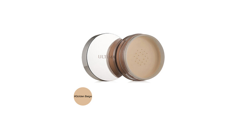 ULTIMA II Delicate Translucent Face Powder with Moisturizer 24g #Golden Beige