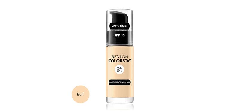 REVLON Colorstay Makeup Combination/Oily Skin SPF15 30ml #Buff