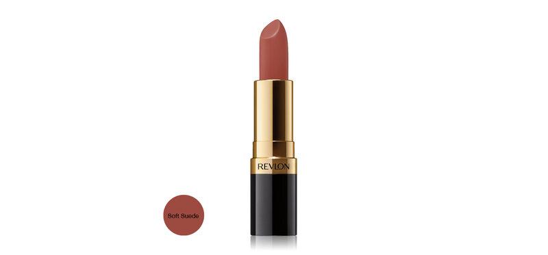 REVLON Super Lustrous Lipstick Creme 4.2g #Soft Suede