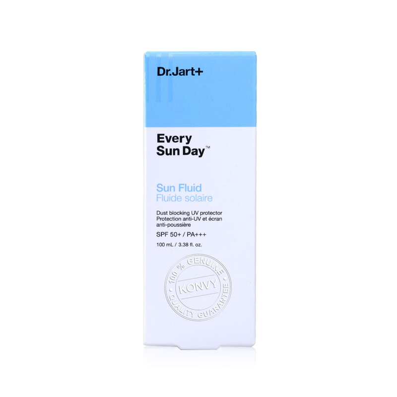 Dr.Jart+ Every Sun Day Sun Fluid SPF50+/PA+++ 100ml