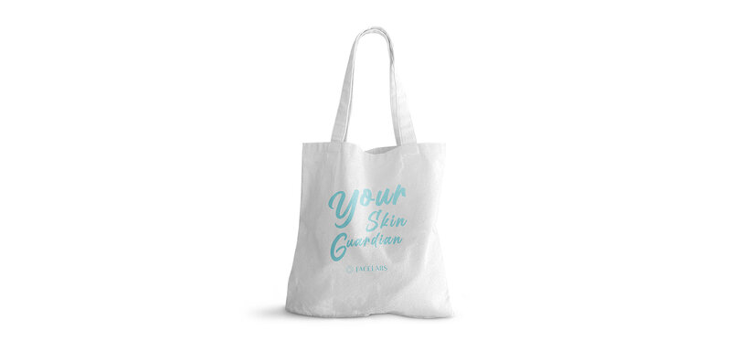 [Free Gift] Facelabs Canvas Bag