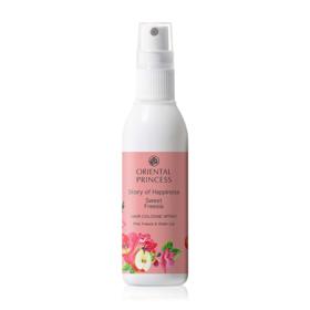 ฟรี! Oriental Princess Story Of Happiness Sweet Freesia Hair Cologne Spray 100ml (1 ชิ้น / 1 ออเดอร์) เมื่อช้อปสินค้า Oriental Princess ครบ 599.-