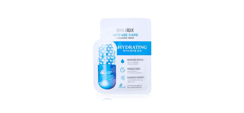 MYU-NIQUE Intense Care Collagen Mask 25g