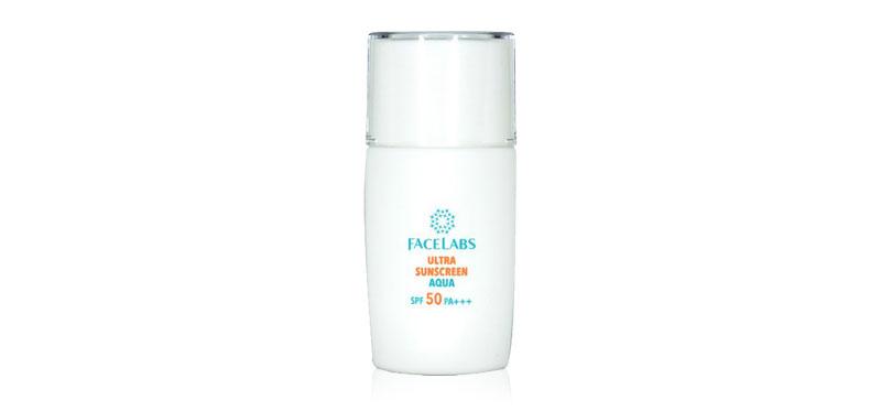 Facelabs Ultra Sunscreen Aqua SPF50/PA+++ 20ml