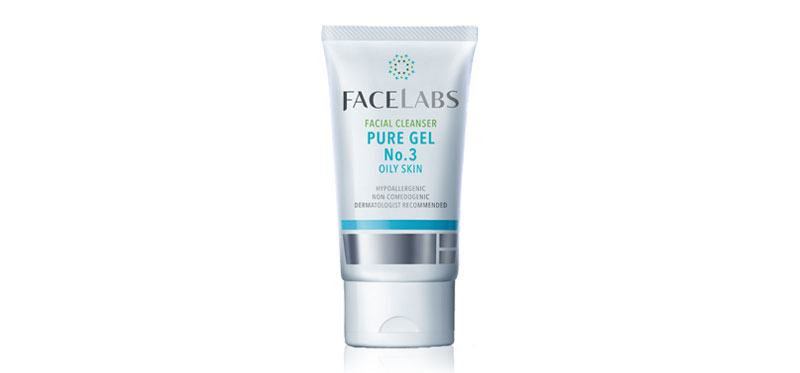 Facelabs Facial Cleanser Pure Gel No.3 50ml