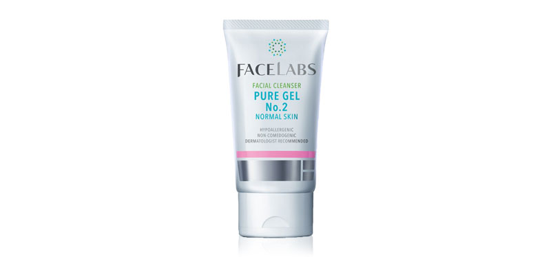 Facelabs Facial Cleanser Pure Gel No.2 50ml