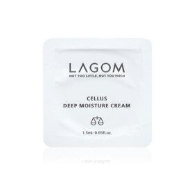 ฟรี! Lagom Cellus Deep Moisture Cream 1.5ml (ซื้อมากแถมมาก) เมื่อช้อปสินค้า Lagom อย่างน้อย 1 ชิ้น