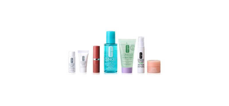 Clinique Gift Set [KRM1-90] 7 Items