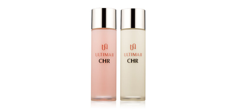 ULTIMA II Collagen Hydrating Resource CHR Milky Toner 145ml + Collagen Hydrating Resource CHR Cleansing Lotion 145ml