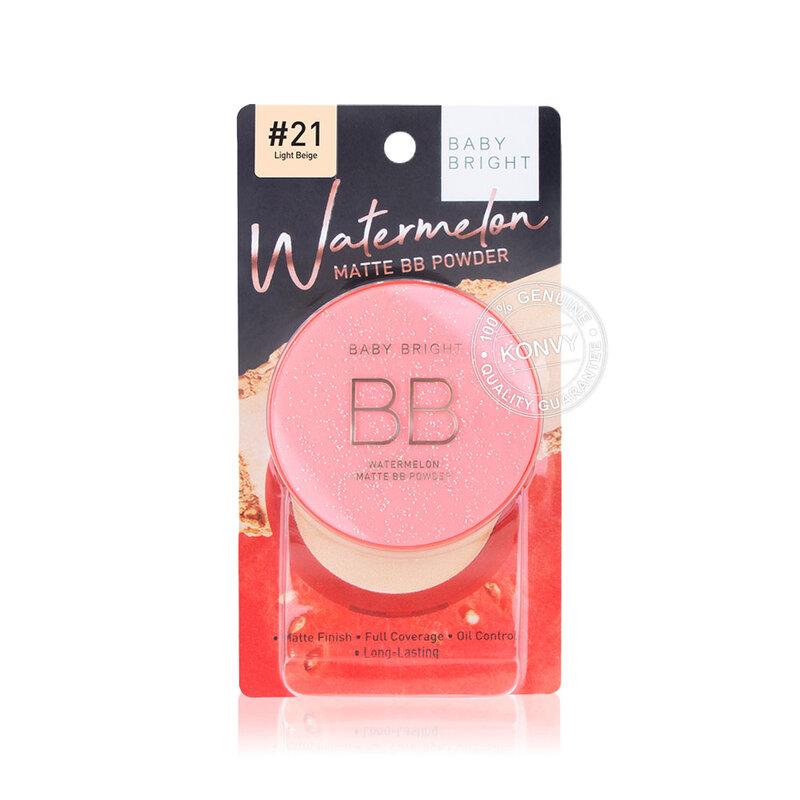 Baby Bright Watermelon Matte BB Powder 9g #21 Light Beige