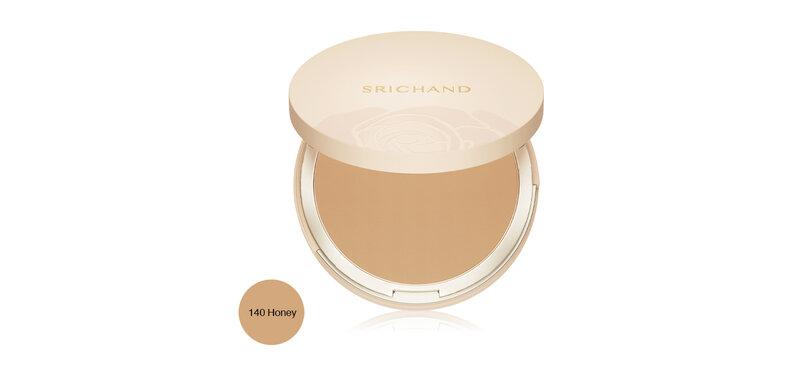 Srichand Skin Essential Compact Powder SPF15/PA+++ 9g #140 Honey
