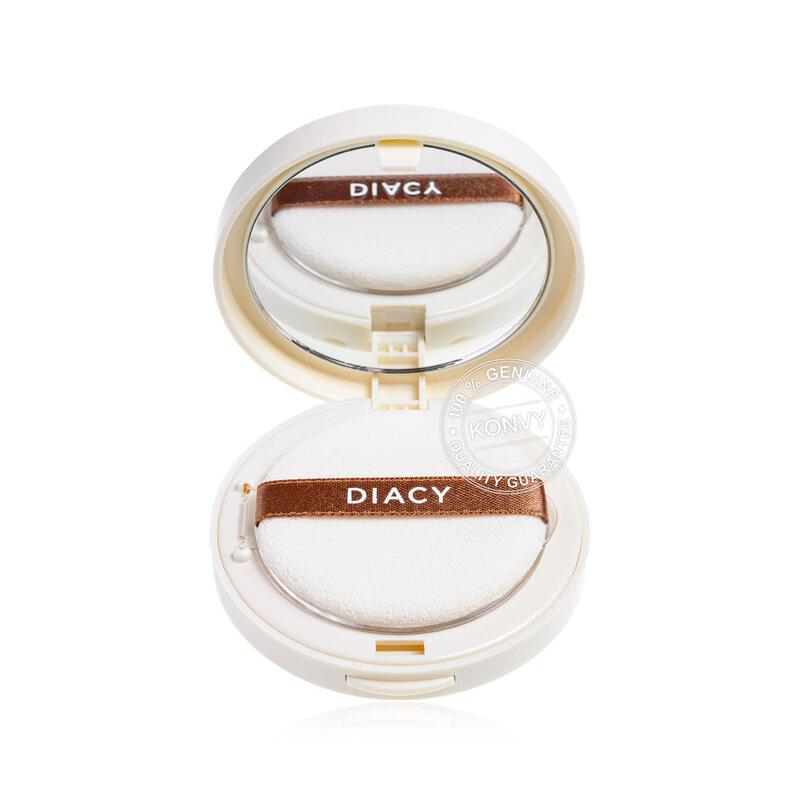 Diacy Gentle Pressed Powder 6g #10 Natural Translucent