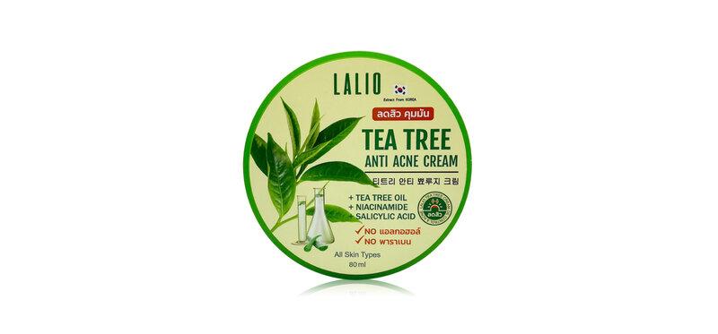 Lalio Tea Tree Anti Acne Cream 80ml
