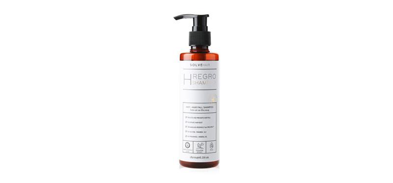Solve Hair H Regro Shampoo 230ml