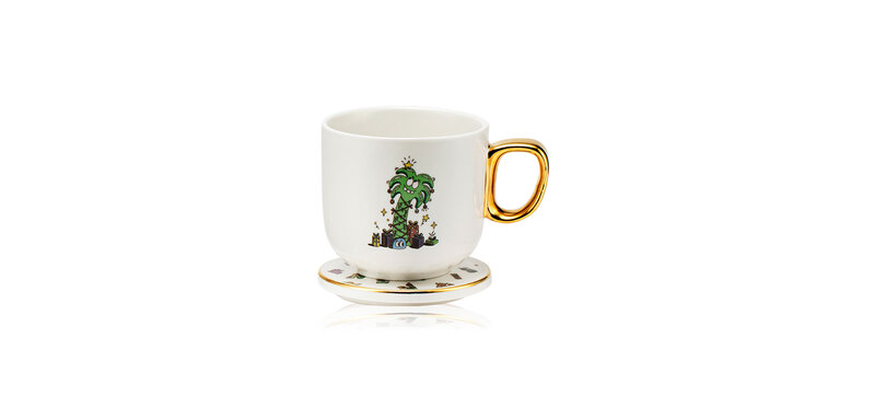 [Free Gift] Innisfree Holiday Tea Cup