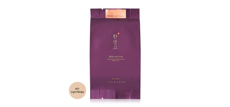 The Face Shop Yehwadam Hwansaenggo BB Cushion SPF50+/PA+++20g Refill #21 Light Beige