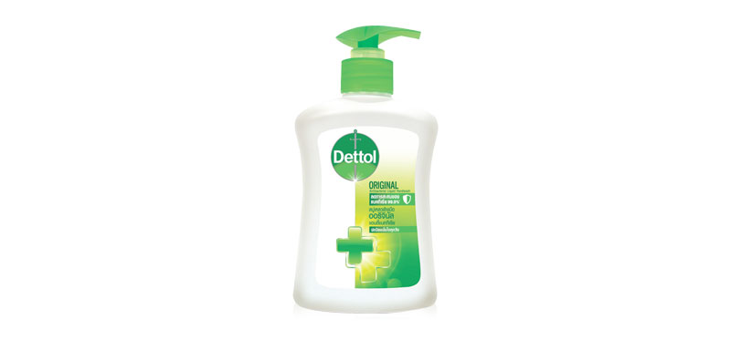 Dettol Liquid Hand Wash Anti-Bacteria Original 225ml