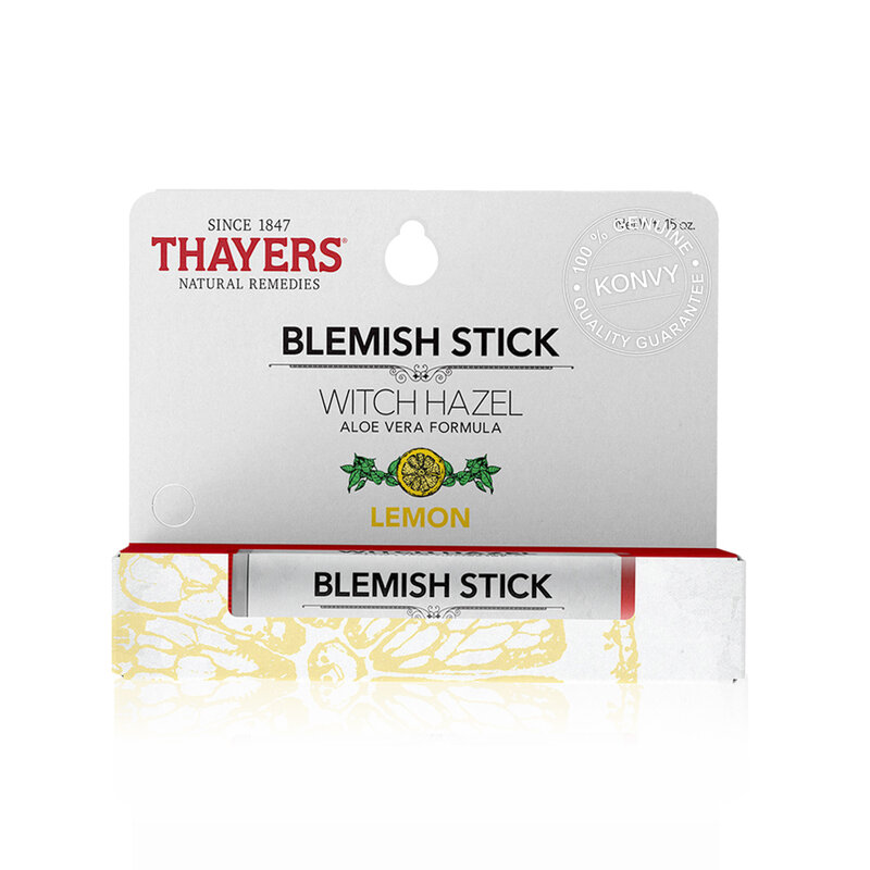 Thayers Blemish Stick Witch Hazel Aloe Vera Formula Lemon 6.8ml