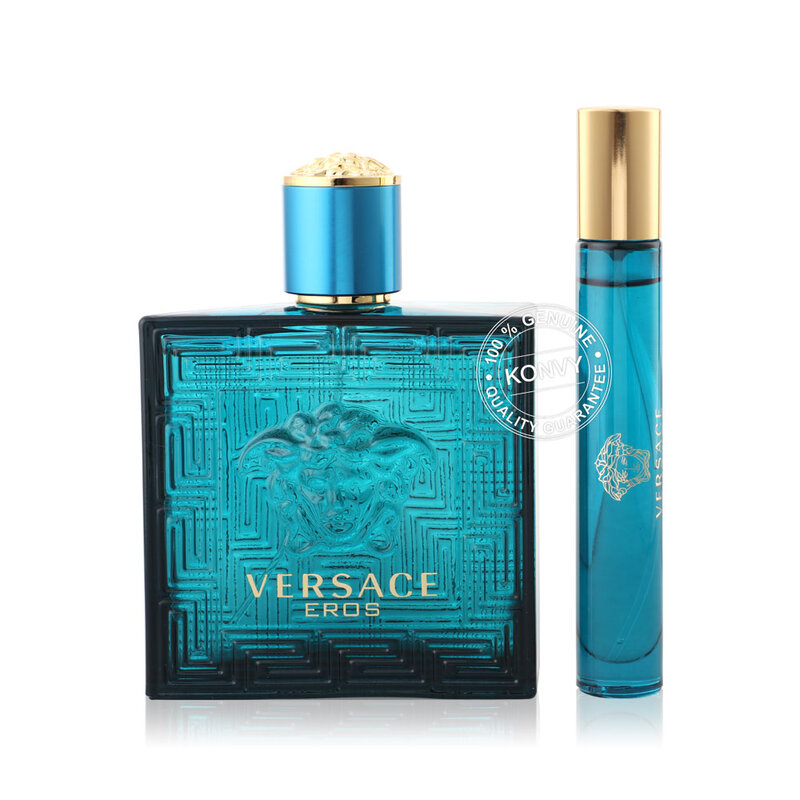 Versace Eros EDT Xmas'20 Set [10ml + 100ml]
