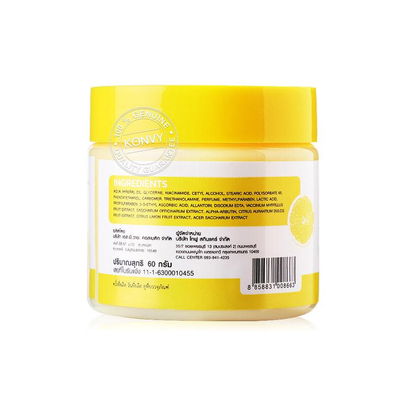 Precious Skin Thailand Vit C Lemon Facial Cream 60g