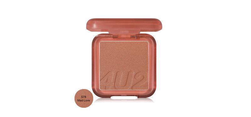 4U2 Shimmer Blush On Made By 4U2 4.5g #S78 Mad Love