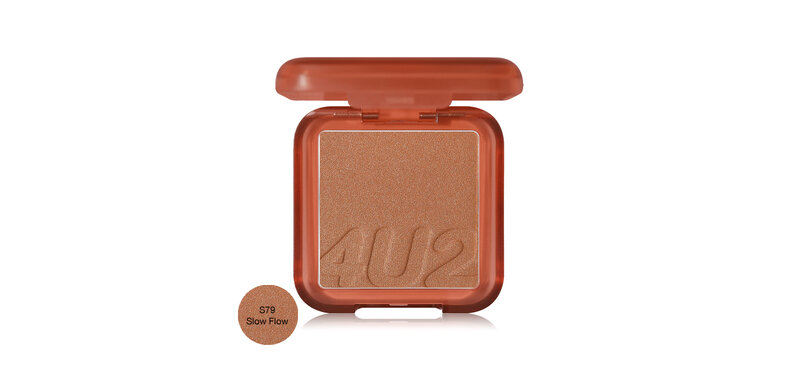 4U2 Shimmer Blush On Made By 4U2 4.5g #S79 Slow Flow