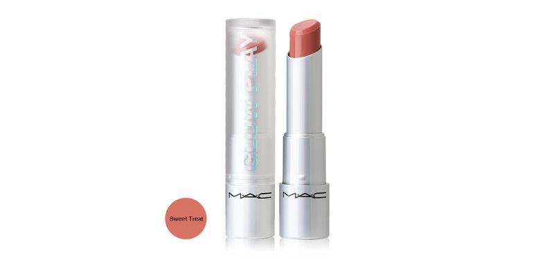 MAC Glow Play Lip Balm 3.6g #Sweet Treat