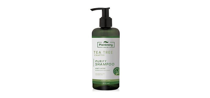 Plantnery Tea Tree Purify Shampoo 300ml