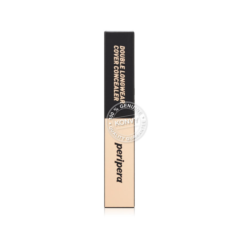 Peripera Double Longwear Cover Concealer 5.5g #02 Natural Beige