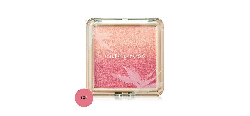 Cute Press Nonstop Beauty Ombre Blush 10g #05