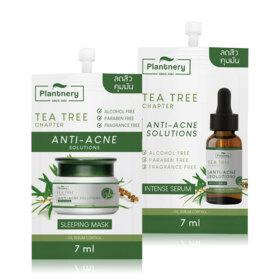 ฟรี! Plantnery Tea Tree Intense 7ml [Random 1pcs] (1 ชิ้น / 1 ออเดอร์) เมื่อช้อปสินค้า Plantnery อย่างน้อย 1 ชิ้น