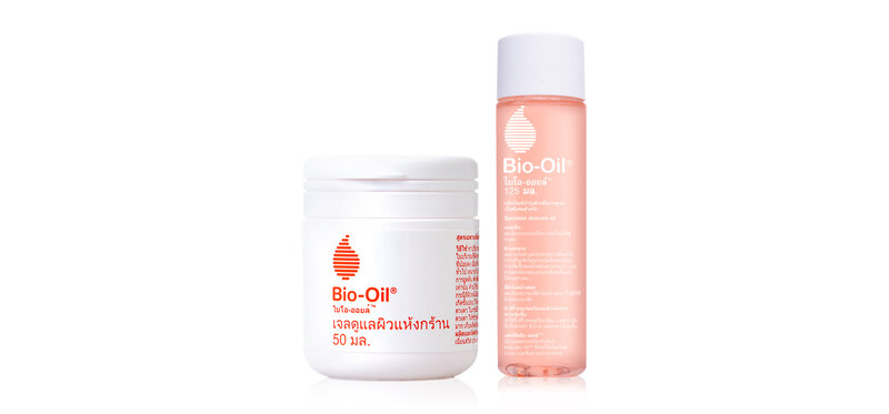 Bio Oil Set 2 Items Dry Skin Gel 50ml + Oil 125ml