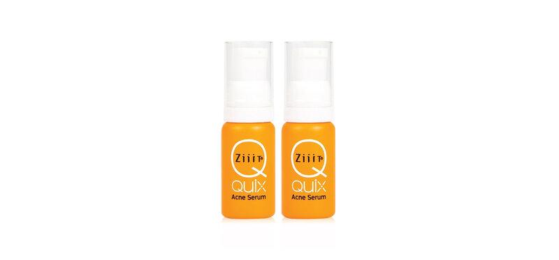 [ซื้อ 1 แถม 1] Ziiit Quix Acne Serum (5g x 2)